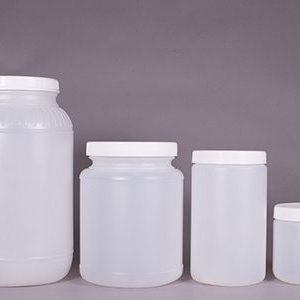 Food Grade Wide Mouth Jars