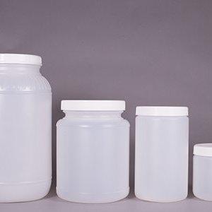 Wide Mouth Jars (Food Grade Jars - HDPE)