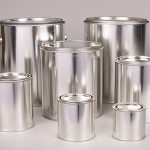 Metal Round Cans