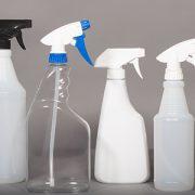 Plastic Sprayer Bottles