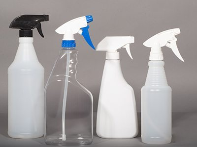 Plastic Sprayer Bottles